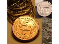 Изготовление медалей на заказ по выгодной цене