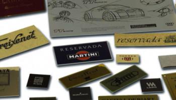 Справочная информация по выбору материала для металлических шильд и технических табличек