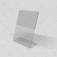 L-образный ценник формата А4