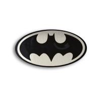 Металлический шильдик на авто эмблема BATMAN