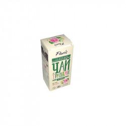 Упаковка для травяного чая, картон, печать 4+0, ламинация.