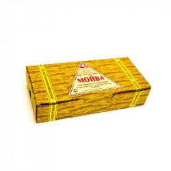 Картонная упаковка для копченой рыбы влагостойкая.