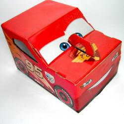 Упаковка для детского набора.