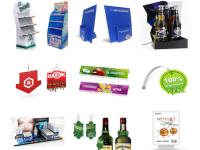 POS материалы и другие изделия для рекламы